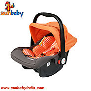 Sunbaby Car Seat and Carry Cot in India