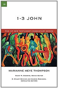 1, 2, and 3 John (IVPNTC) by Marianne Meye Thompson