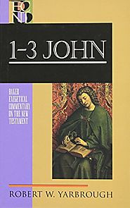 1, 2, and 3 John (BECNT) by Robert Yarbrough