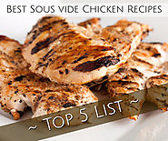 Best Sous Vide Chicken Recipes