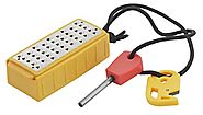 Smiths 50635 Pack Pal Tinder Maker with Fire Starter