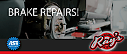 Find Sandy, UT Brake Repair Shop near me | Ray's Garage, Inc.