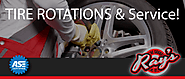 Tire Repair Service Sandy, UT | Tire Rotation near me