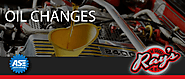 Find Oil Change Coupons near Sandy, UT | Ray's Garage, Inc.