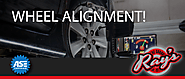 Find Sandy, UT Wheel Alignment Service near me | Ray's Garage Inc.