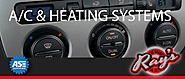 Find Car Air Conditioner Shop near Sandy, UT | Ray's Garage, Inc