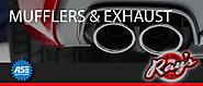 Muffler & Exhaust System Sandy, UT | Ray's Garage, Inc.