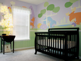 Nurseries, Baby Room Decorating Themes, Baby Room Colors