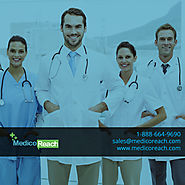 Accurate Physicians Email List, Physicians Database at MedicoReach