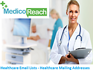 Buy Chiropractor Email List from MedicoReach