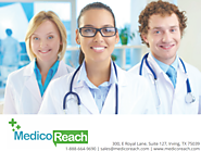 Physician Email Lists Available Worldwide - MedicoReach