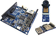 CNXSoft-RAK WisCam is a $20 Arduino Compatible WiFi Camera Linux Board Powered by Nuvoton N32905 ARM9 Processor