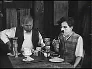 Charlie Chaplin - Breakfast at Hotel Evergreen