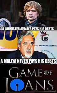 # Mallya, debts