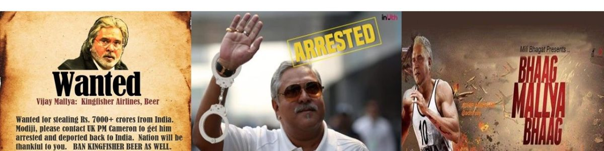 Headline for Hilarious Memes on Vijay Mallya