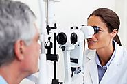 Comprehensive Eye Examination in Mississauga