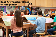 Top 25 Art Teacher Blogs And Websites on the Web | Art Education Blog
