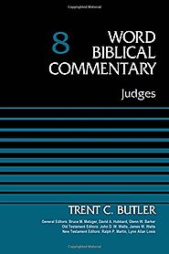Judges (WBC) by Trent C. Butler