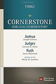 Joshua, Judges, Ruth (CBC) by Jason Driesbach