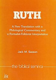 Ruth by J.M. Sasson