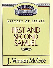 1 and 2 Samuel (Thru the Bible) by J. Vernon McGee