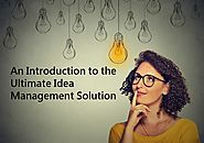 An Introduction to the Ultimate Idea Management Solution - Wave - Acuvate