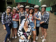 Hen Party Locations UK and Abroad