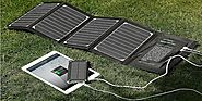 PowerAdd 20 W Dual USB Port Solar Charger