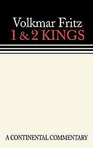 1 and 2 Kings (CCS) by Volkmar Fritz