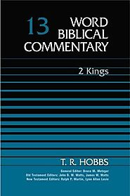 2 Kings (WBC) by T.R. Hobbs