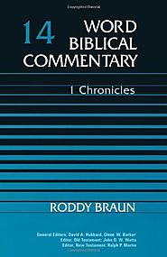 1 Chronicles (WBC) by Roddy Braun