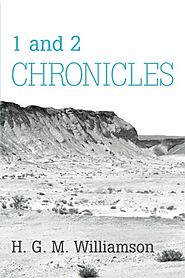 1 and 2 Chronicles (NCBC) by H.G.M. Williamson