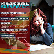 PTE Academic Strategies: How to Plan Your Essay