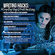 Writing Hacks: 6 Compelling Ways to Finish Your Essay