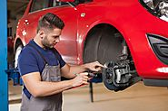 Stop your Vehicle at the right time & place with our Quality Brake Repair!