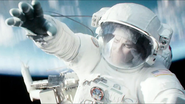 Gravity: watch Sandra Bullock and George Clooney in the new full-length trailer of the space-walk thriller - video