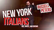 """New York Italians"" 