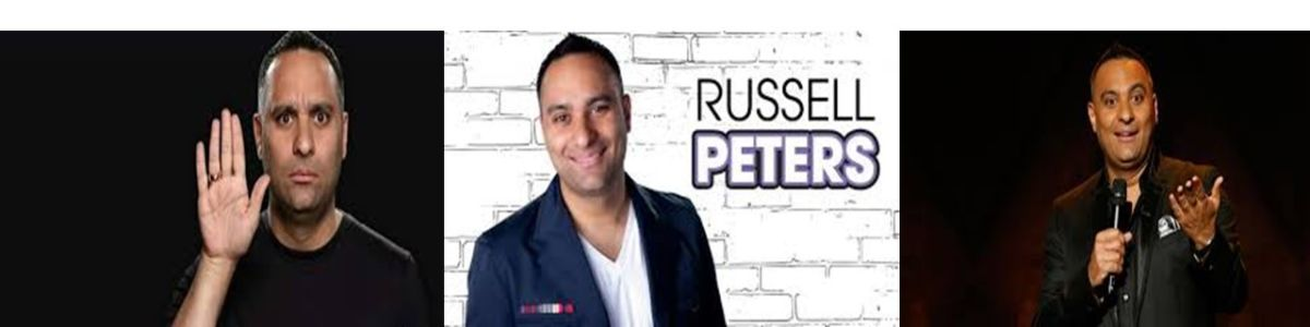 Headline for Best of Russell Peters