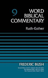 Ruth-Esther (WBC) by Frederic Bush
