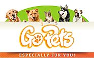 GoPets Treat or Poop Waste Bag Holder and Dispenser Lay Flat Leash Attachment Expandable Stretchy Pleated Lycra