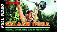 Salaam India Full Video | MARY KOM | Priyanka Chopra | Shashi Suman | Patriotic Song | HD
