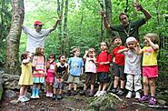 HOW TO KEEP YOUNG HIKERS HAPPY: Nature Games and Other Strategies for More Fun on the Trail