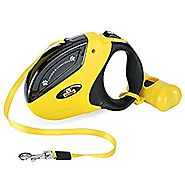 Retractable Dog Leash with Break and Lock Button - Free Waste Bag & 4 eBooks - Premium Quality - 16 Ft - Suitable for...