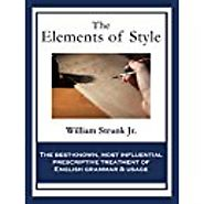 The Elements of Style Reprint Edition, Kindle Edition