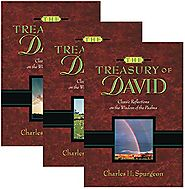 The Treasury of David by Charles Spurgeon
