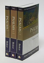 Psalms by James Montgomery Boice