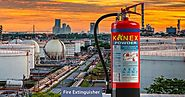 Acquire the Fire Extinguishers from the Outstanding Fire Extinguisher Supplier