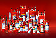 Fire Fighting Equipment, Fire Extinguisher Maintenance and Services Guide
