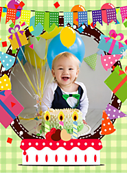Happy Birthday Photo Frames App Android Free Download