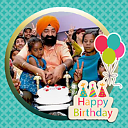 Happy Birthday Photo Frames App Free Download on App Store